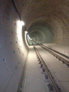Köln Tunnelbeschichtung der U-Bahn